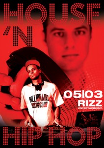 FLYER RIZZ 05/03